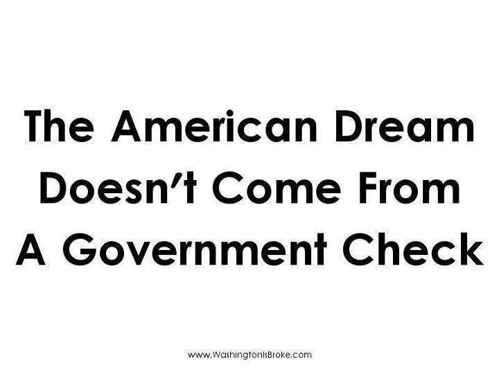 american dream check