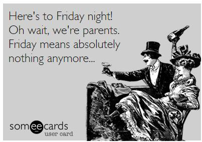 fridays parents