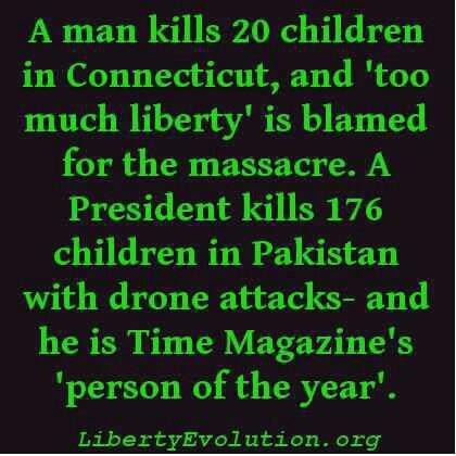 president kills children