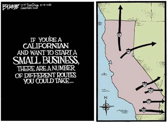 small business california
