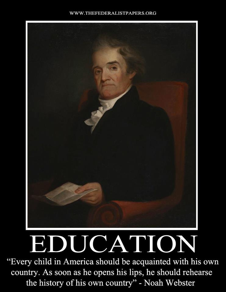 education noah webster