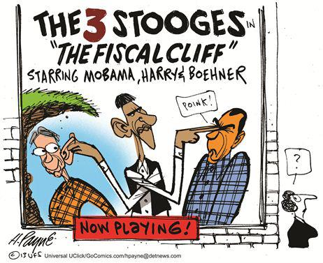 fiscal stooges