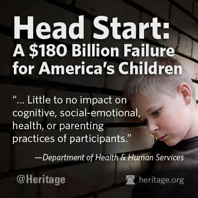 head start failure