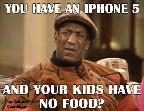 iphone no food