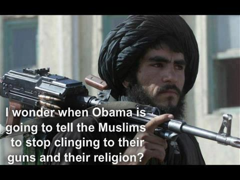 muslims guns and religion