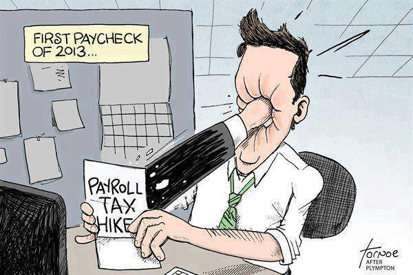 payroll tax hike