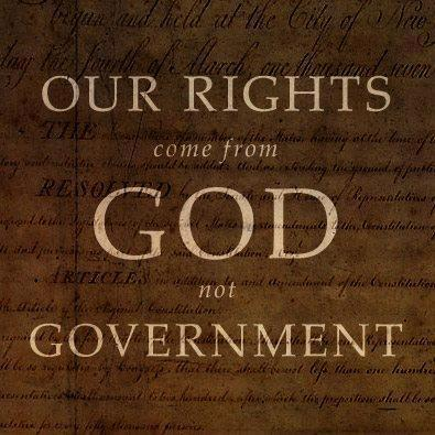 rights from God