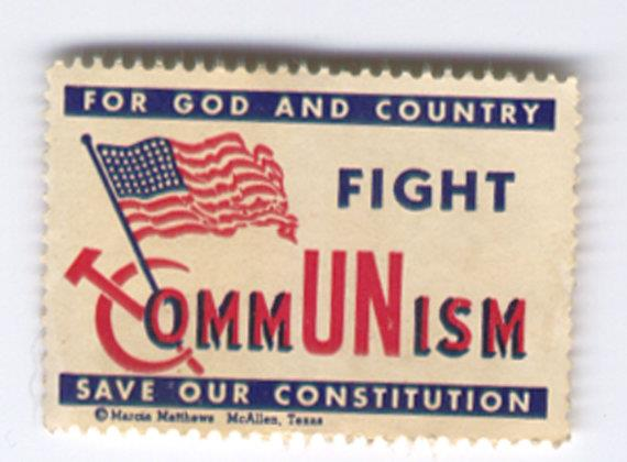 fight communism