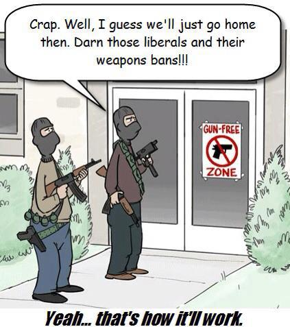 gun free zone works