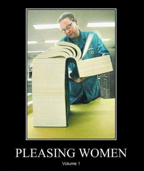 pleasing women vol 1