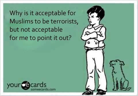 point out terrorists