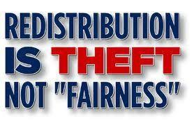 redistribution theft