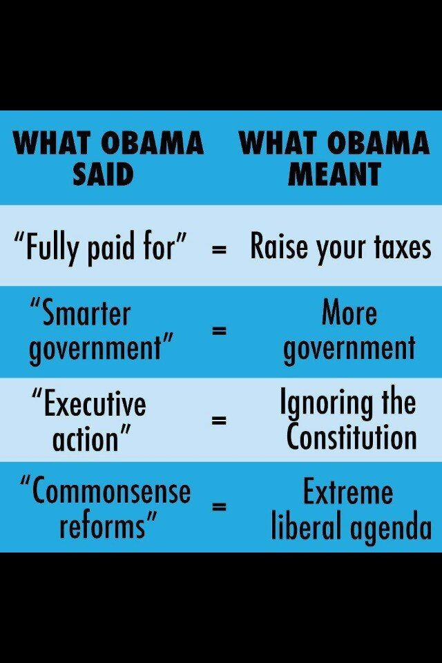what Obama meant