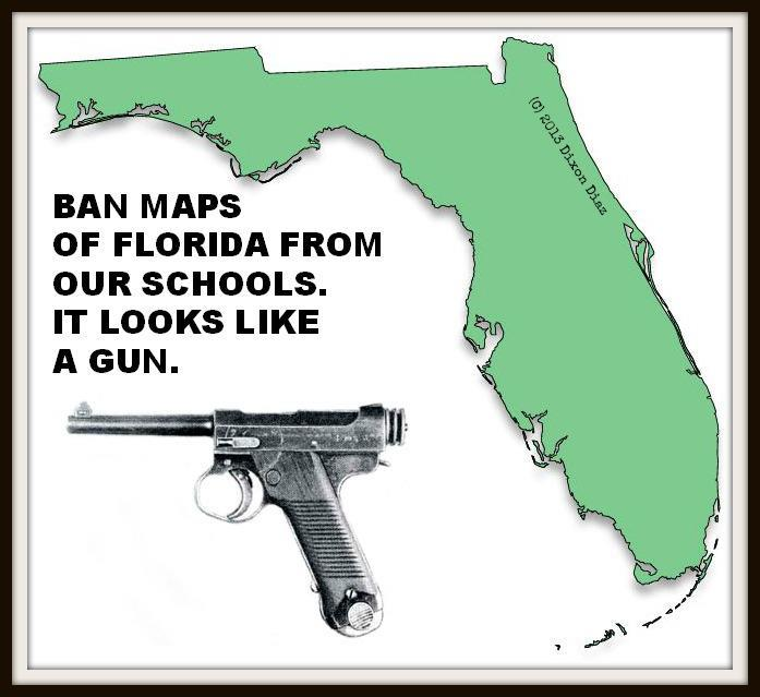 ban maps of florida