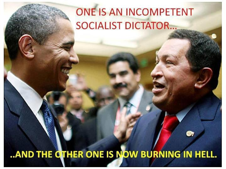 chavez in hell