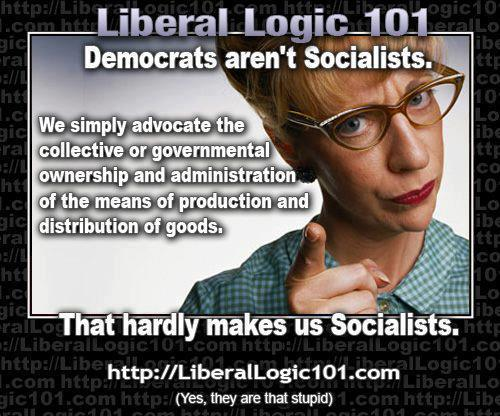 democrats aren't socialists