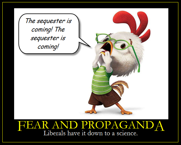 fear and propaganda