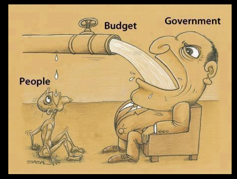 government budget people