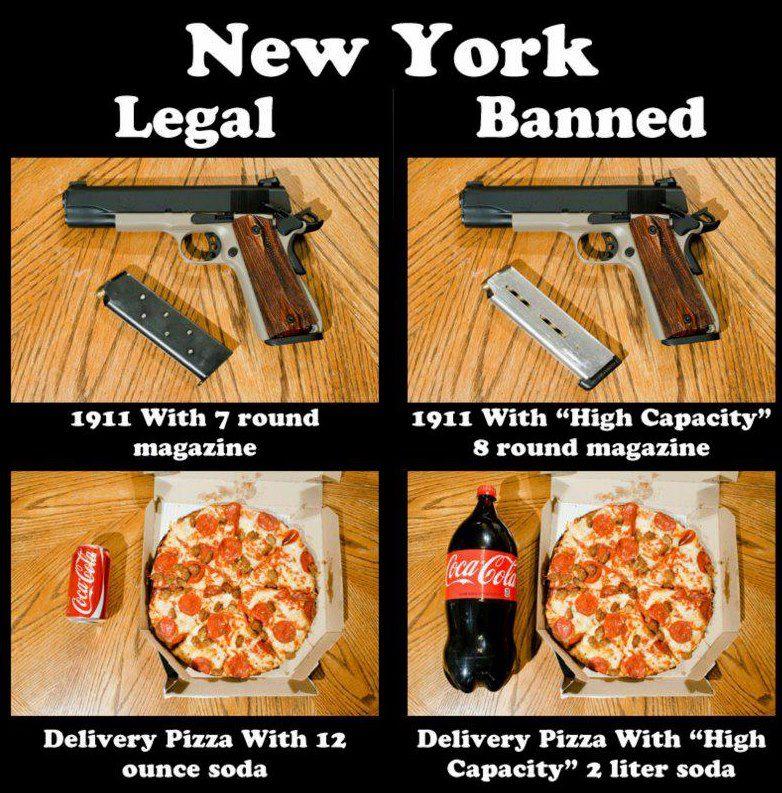 ny guns and soda