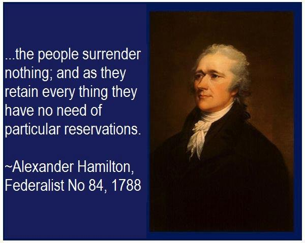 people surrender nothing