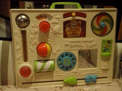 Who had one of these?