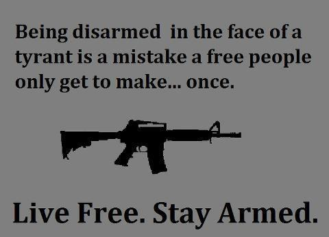 live free stay armed