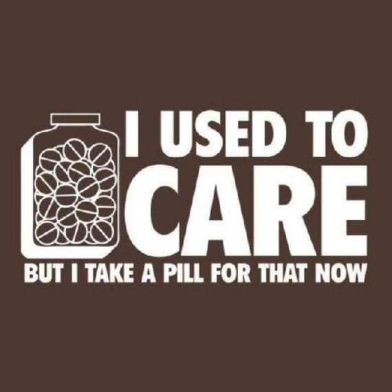 pill for caring