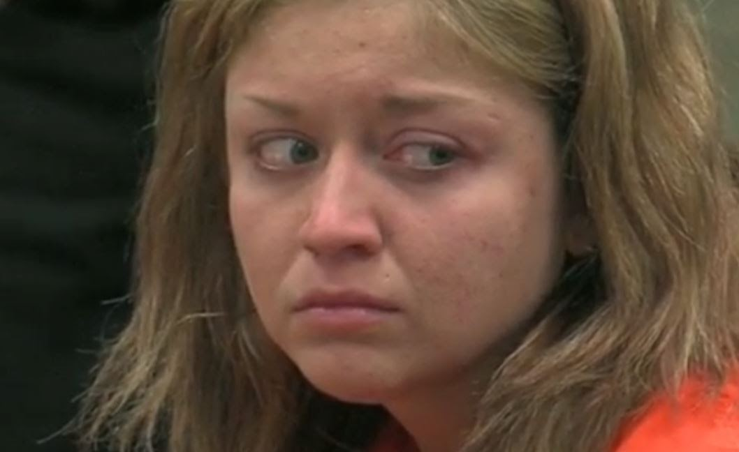 Alleged Sex Offender Kaitlyn Hunt in Court