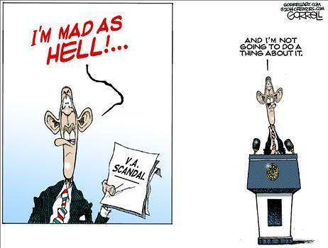 obama mad cartoon