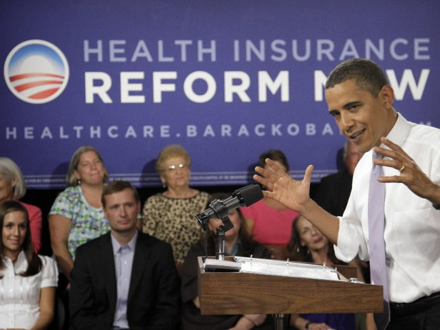 obama making empty obamacare promises