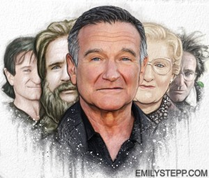Many Faces of Robin Williams