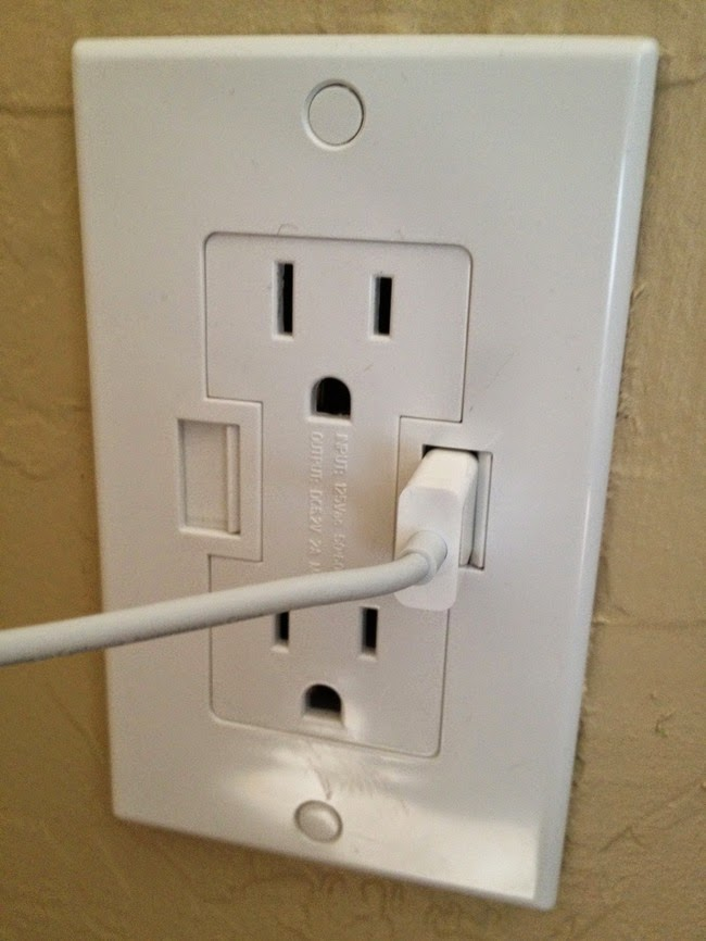 wall outlets with usb chargers