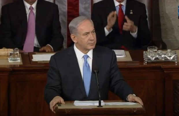 Benjamin Netanyahu addresses Congress March 3 2015
