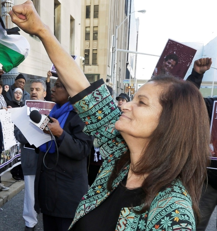 Rasmieh Yousef Odeh, Convicted Terrorist and ObamaCare Navigator