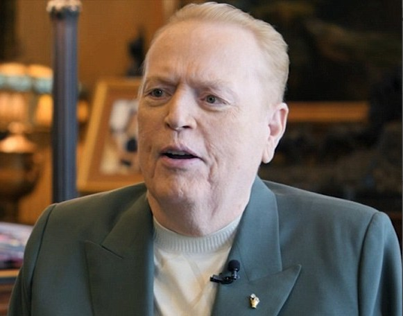 Larry Flynt Endorses Hillary, Centerfold To Follow? – Conservative ...