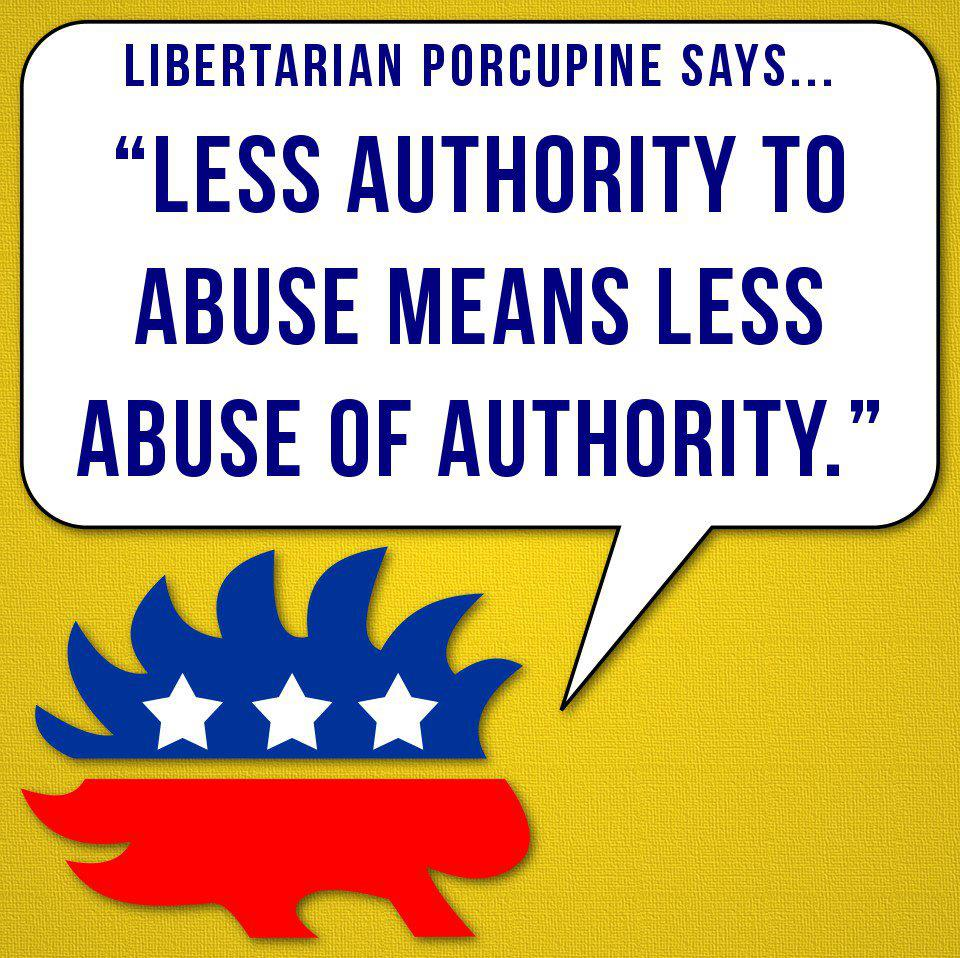 lessauthority less abuse