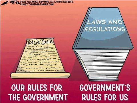 rules for government