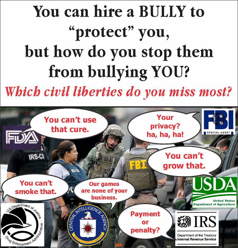 bully protection