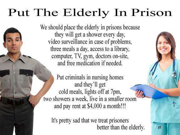 elderly in prison