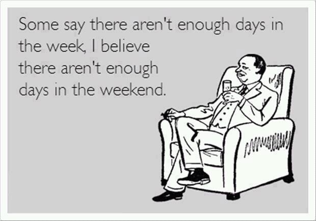enough weekend