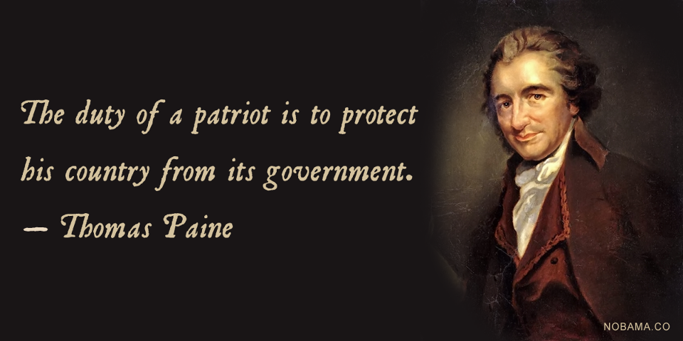 protect government from people
