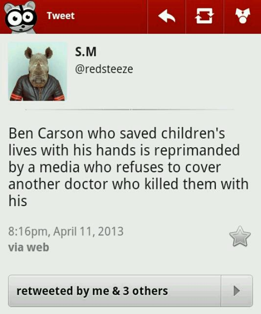 Ben carson vs abortion