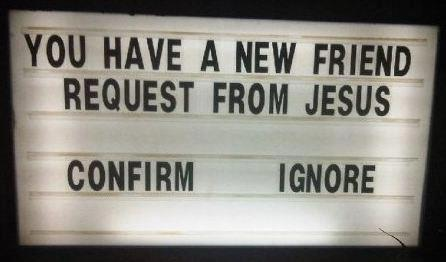 Jesus friend