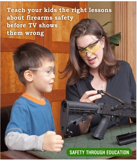 children firearms