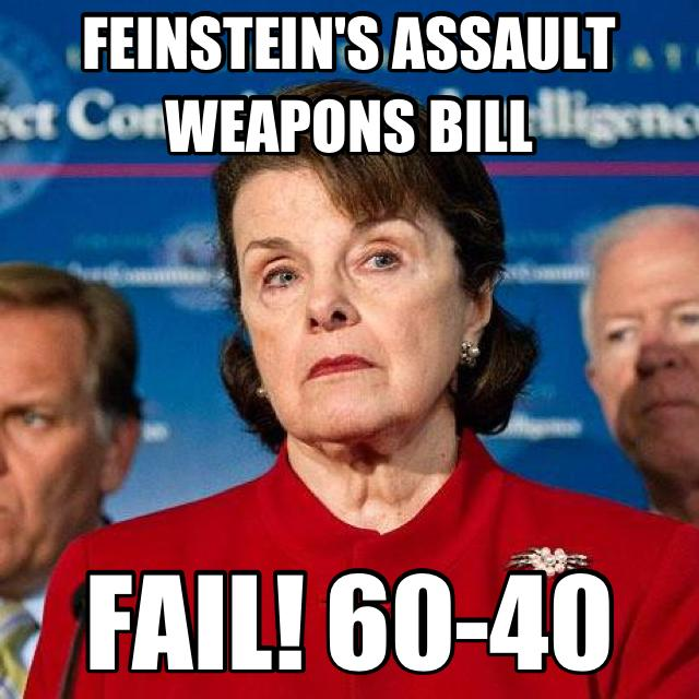 feinsteins gun bill