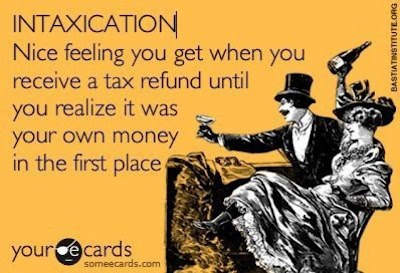 intaxiscation