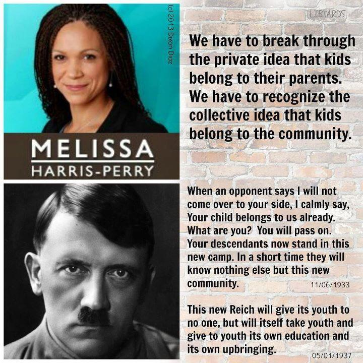 melissa harris perry and hitler