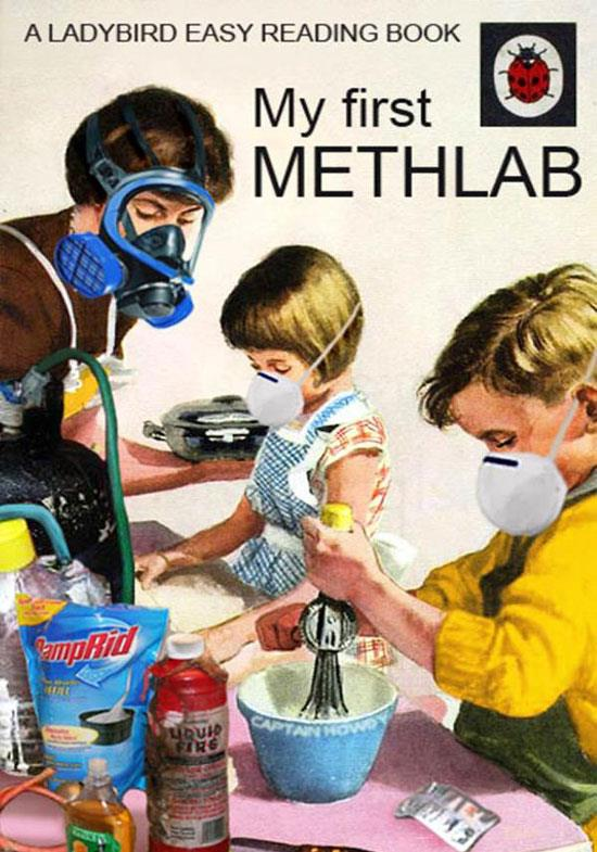 my first meth lab