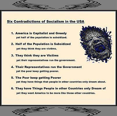 contradictions of socialism