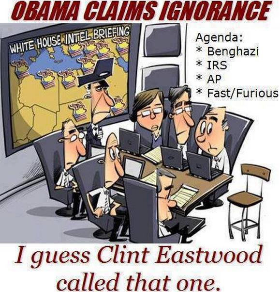 empty chair ignorance